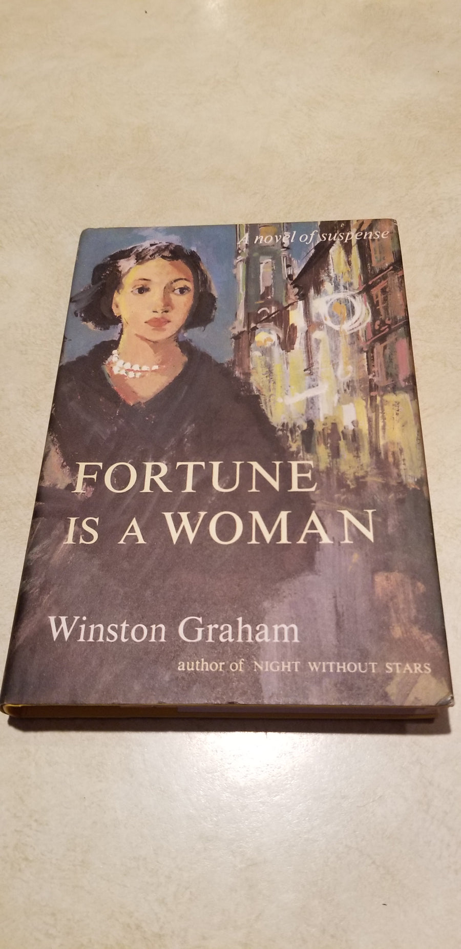 Fortune is a woman, Graham, 1953