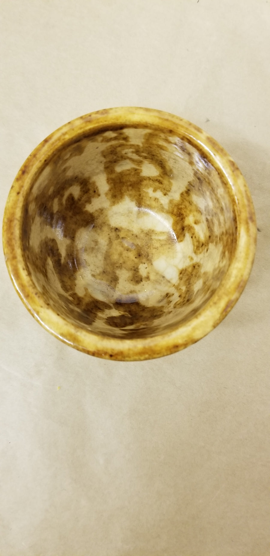 Bennington custard bowl