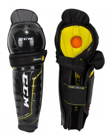 CCM Tacks 9080 Hockey Shin Pads Sr.
