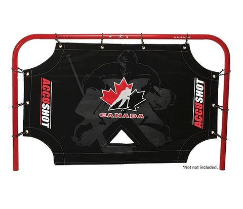 Hockey Canada AccuShot Regulation Net Cover