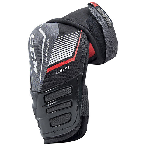 CCM Jetspeed Vibe Hockey Elbow Pads Jr.