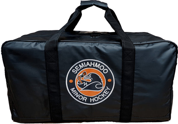 Semiamhoo Goalie Custom Winwave Pro Hockey Bag