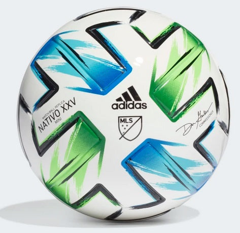 Adidas MLS Nativo XXV Replica Mini Soccerball (Football)