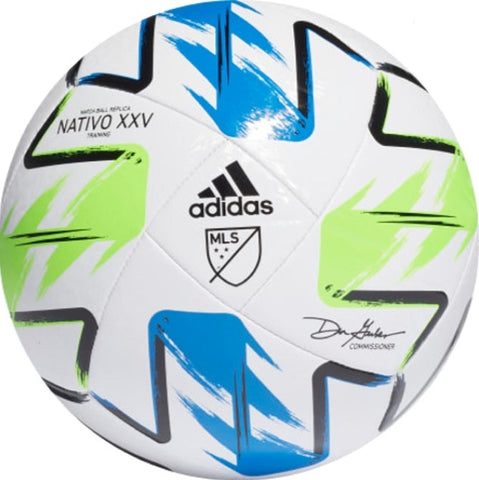 Adidas MLS Nativo XXV Replica Soccerball (Football)