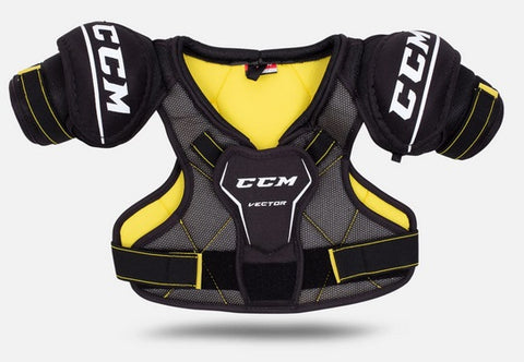 CCM Tacks Vector SHoulder Pads Yth.