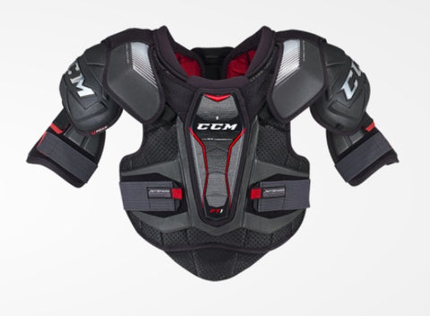 CCM  JetSpeed FT1 Shoulder Pads Yth.