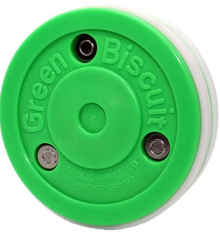 Green Biscuit Pro Puck