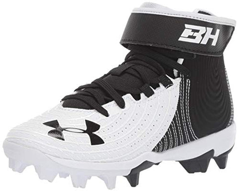Under Armour Harper 4 Mid RM Junior Baseball Cleats
