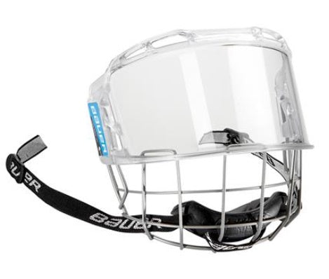 Bauer Hybrid Hockey Shield