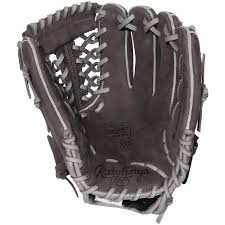 A2000 DP15 PED. FIT BLACK FIELDERS GLOVE 11.5""
