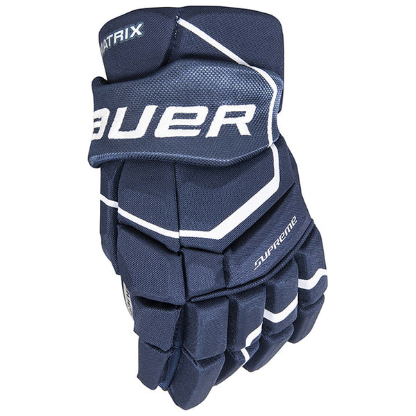 Bauer S19 Supreme Matrix Hockey Glove Jr.