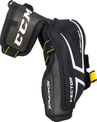 CCM Tacks Vector Elbow Pads Jr.
