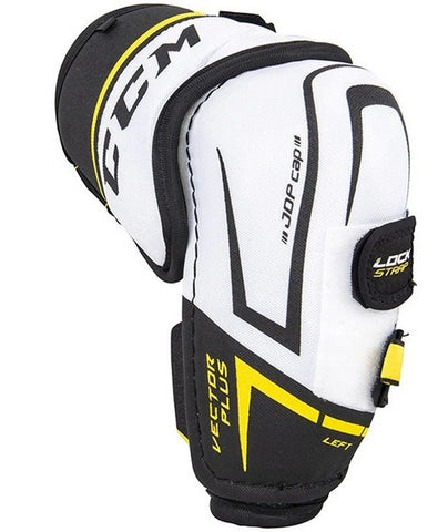 CCM Tacks Vector Plus Hockey Elbow Pads Jr.