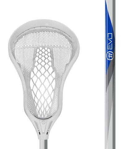 Warrior Evo Warp Next Lacrosse Stick