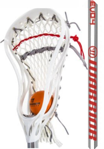 Warrior Evo 4 Mini Lacrosse Stick