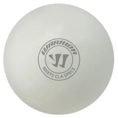Warrior CLA Approved Lacrosse Ball