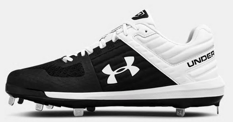 Under Armour Yard Low Metal Men's Baseball Cleats