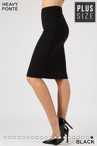 *Our favorite Pencil skirt*