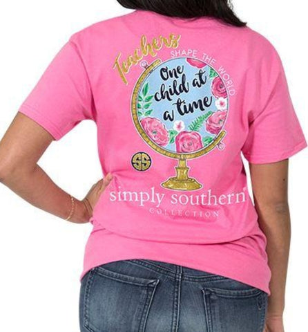 Simply Southern Teachers Tee