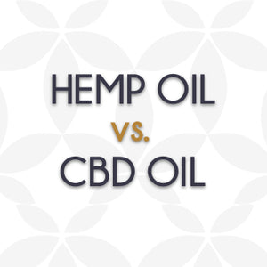 Hemp Oil vs. CBD Oil - Australian Primary Hemp