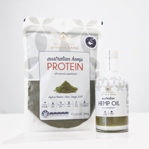 Products - Australian Primary Hemp
