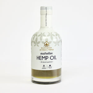 Hemp Seed Oil 350ml