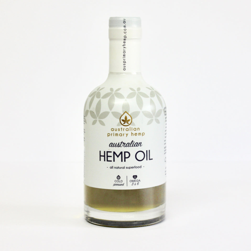 Extra Virgin Hemp Oil 350ml
