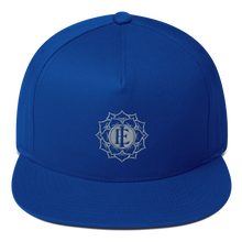 Euphoria Ink Team Flat Bill Cap