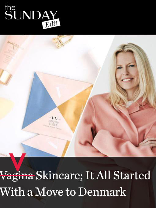 Vagina Skincare; It All Started With a Move to Denmark