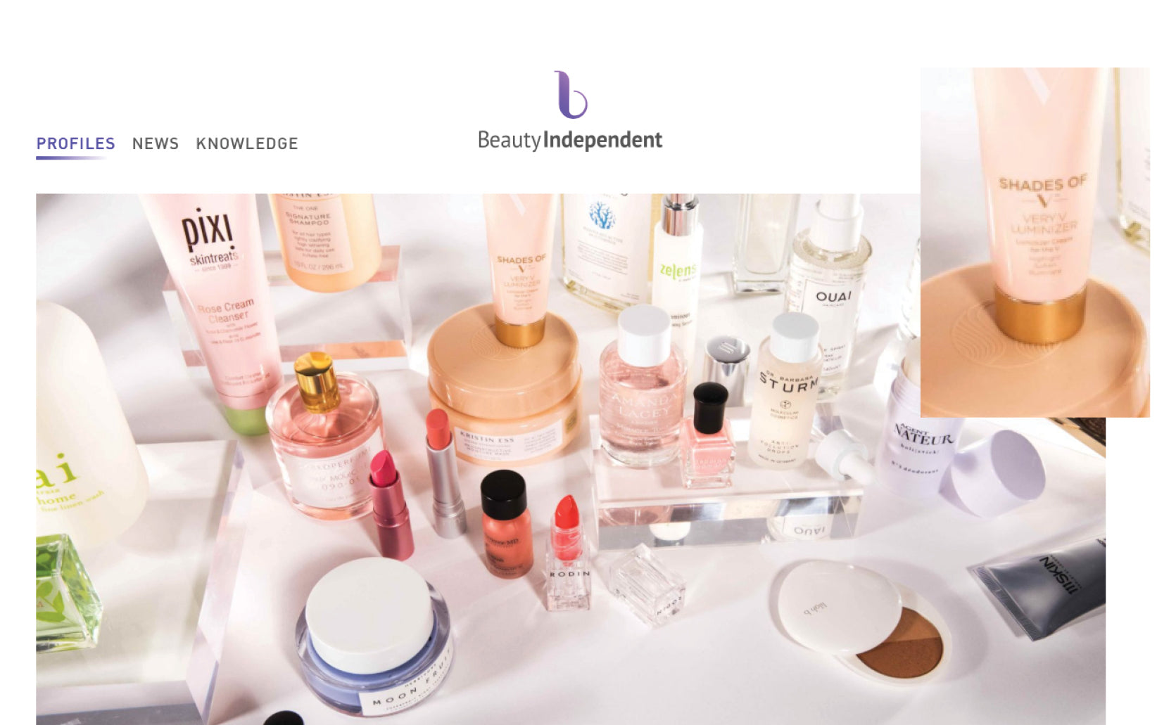 Niche Beauty Introduces German E-Commerce Customers To Indie Beauty Brands