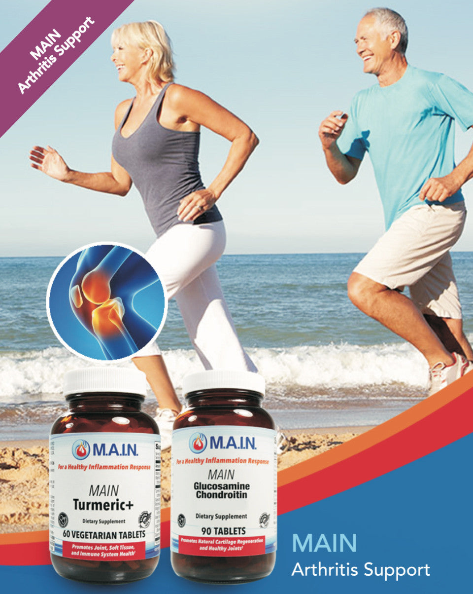 MAIN Arthritis Support