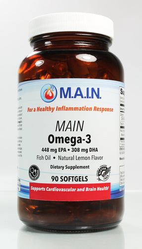 MAIN Omega-3 (Fish Oil)