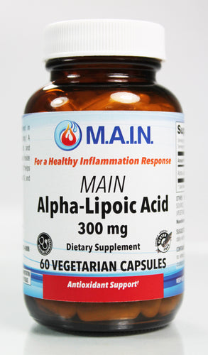 MAIN Alpha-Lipoic Acid
