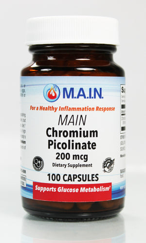 MAIN Chromium Picolinate