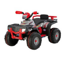 24v electric kids car peg perego polaris 4 wheeler