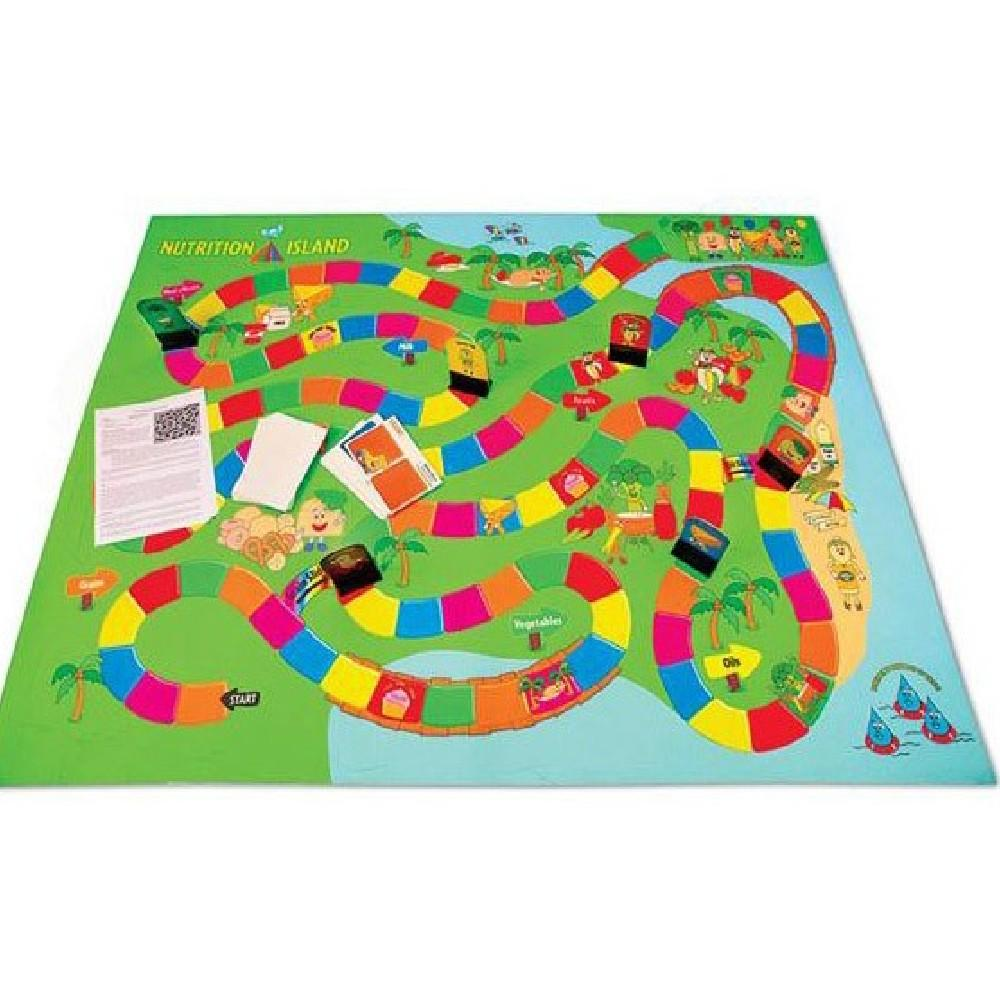 learning board game for kids