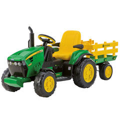 Electric Tractors & Diggers