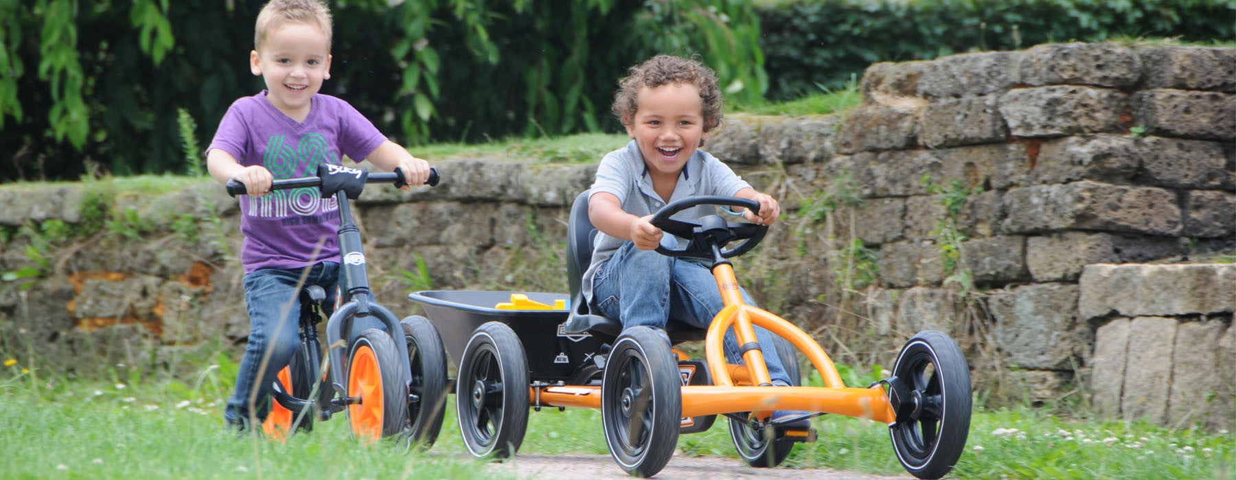 Encourage Outdoor Play And Adventure With Berg Pedal Kart For Kids