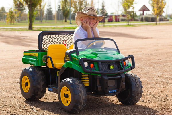 Peg Perego John Deere XUV 550 12V Ride On Gator
