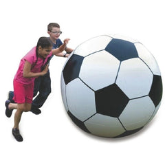 1.2m Diameter Jumbo Sized Fast Inflate Soccer Ball - Kids Car Sales