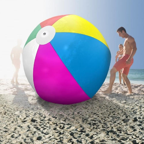 1.8m Diameter Monster Sized Fast Inflate Beach Ball - Kids Car Sales