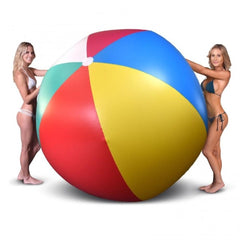 1.8m Diameter Monster Sized Fast Inflate Beach Ball