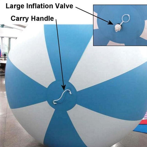 1.9m Mammoth Sized Inflatable Beach Ball - Kids Car Sales