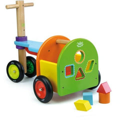 Vilac Rainbow Tricycle