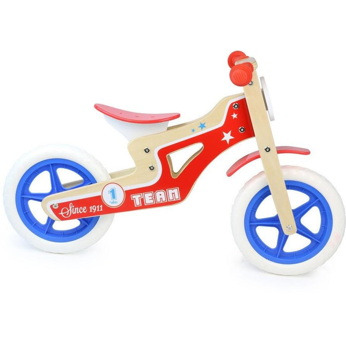 Team One Balance Bike