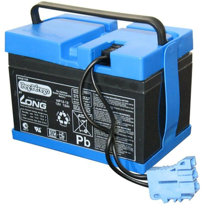 Peg Perego 12v 12Ah Replacement Battery - Kids Car Sales