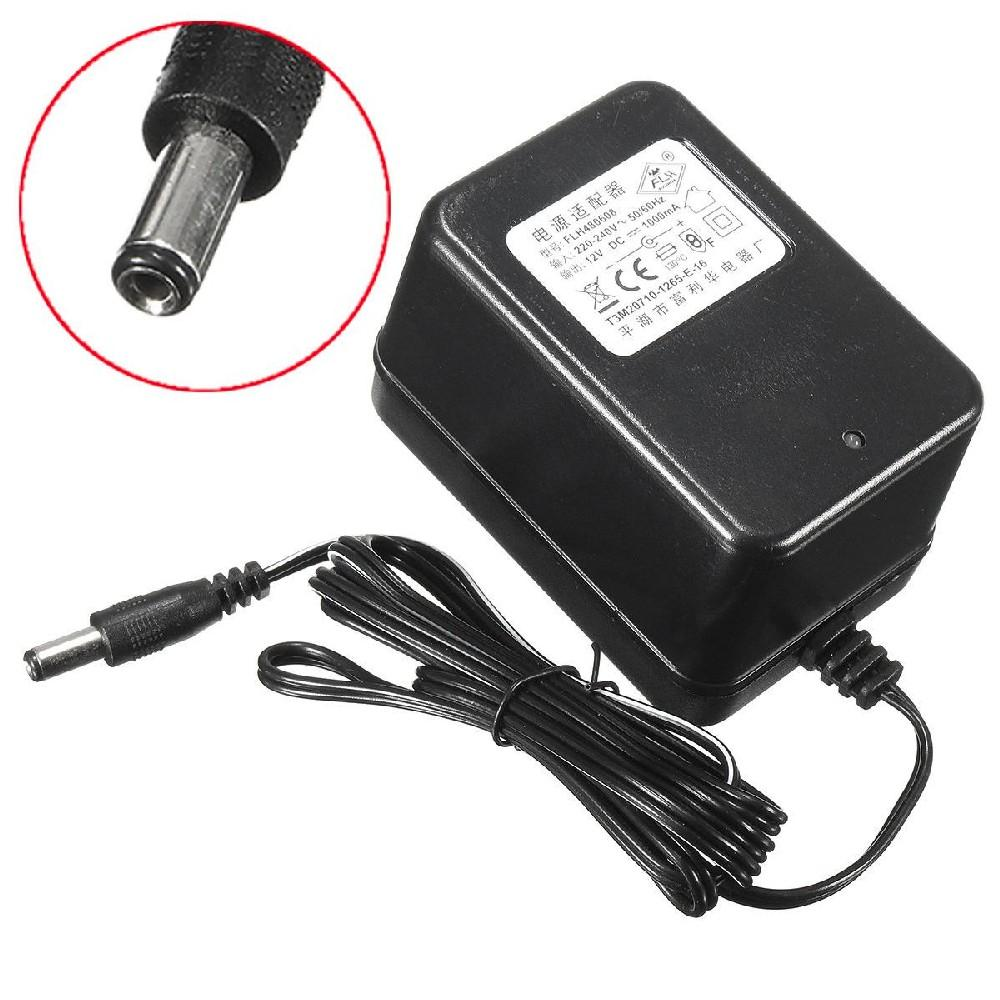 488660b9 12v Battery Charger For Ride-On Kids Cars