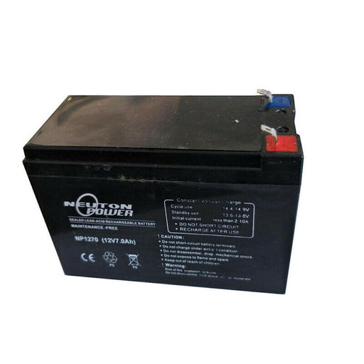 12v 7Ah Replacement Battery For Kids Ride Ons - Kids Car Sales