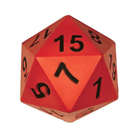 15cm Twenty Sided Coated Foam Die