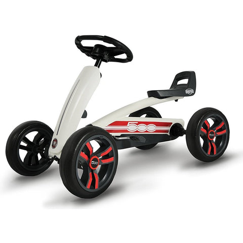 BERG Buzzy Fiat 500 Kids Ride On Pedal Kart - Kids Car Sales